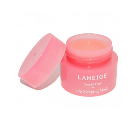 БАЛЬЗАМ - МАСКА LIP SLEEPING MASK MINI, LANEIGE, ДЛЯ ГУБ 3 МЛ
