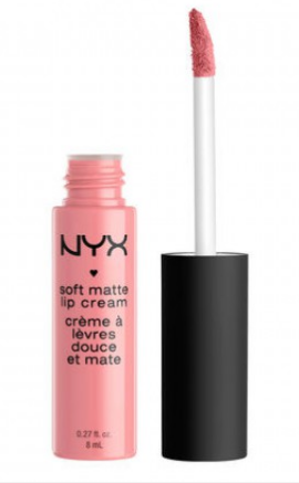NYX Soft Matte Lip Cream - Istanbul