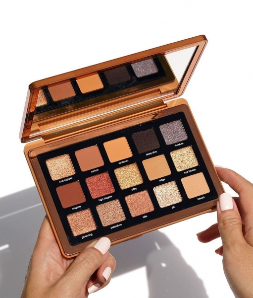Палетка теней для век Natasha Denona Bronze Eyeshadow Palette