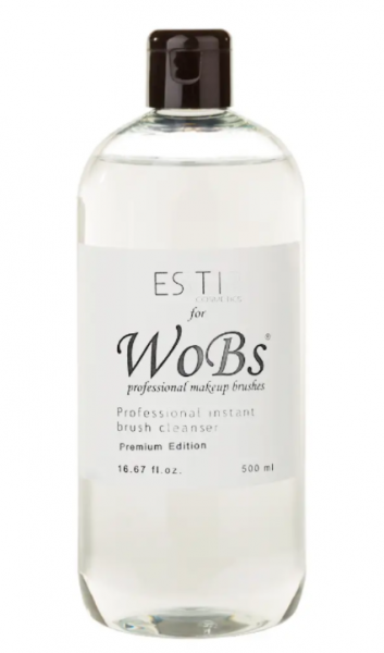 Очиститель для кистей Wobs Premium 500 ml