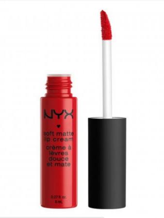NYX Soft Matte Lip Cream - Amsterdam