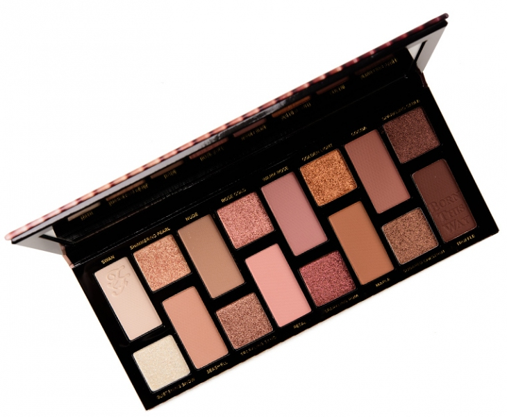 Палитра теней TOO FACED Born This Way The Natural Nudes eyeshadow palette