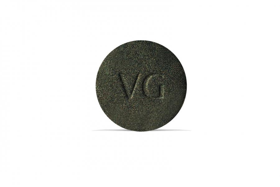 Прессованный пигмент VG №010 (оливковый перламутровый)