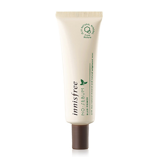 Матирующий праймер для лица Innisfree No-Sebum Blur Primer
