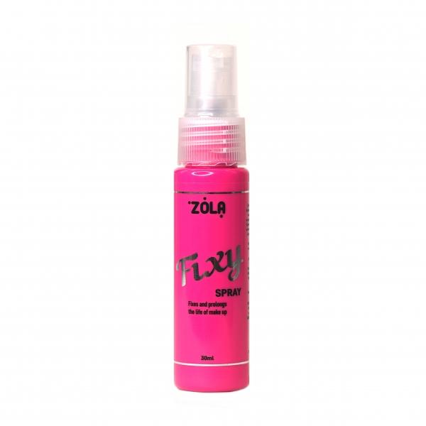 ZOLA Фиксатор спрей для макияжа FIXY SPRAY 30 мл