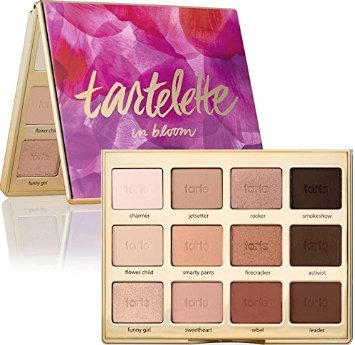 Палитра теней Тарт - Tarte tartelette in bloom clay palette