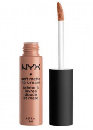 NYX Soft Matte Lip Cream - London
