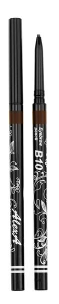 Механический карандаш для бровей оттенок MEDIUM BROWN B10
