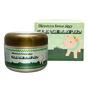 ​Коллагеновая маска Elizavecca Green Piggy Collagen Jella Pack