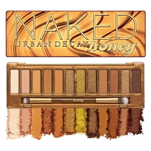 Палетка теней Urban Decay Naked Honey Eyeshadow Palette