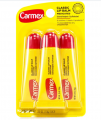 Бальзам для губ Carmex Classic Lip Balm Medicated (3-Pack) / original