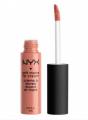 NYX Soft Matte Lip Cream - Stockholm